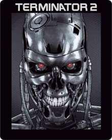Terminator 2 (Blu-ray im Steelbook), Blu-ray Disc