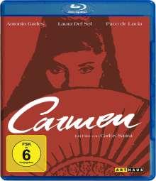 Carmen (1983) (OmU) (Blu-ray), Blu-ray Disc