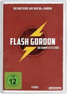 Flash Gordon (Komplette Serie), DVD