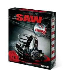 Saw I - VII (Blu-ray), 7 Blu-ray Discs