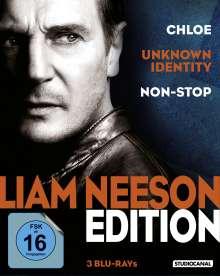 Liam Neeson Edition (Blu-ray), 3 Blu-ray Discs