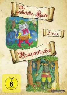 Rumpelstilzchen / Der gestiefelte Kater, DVD