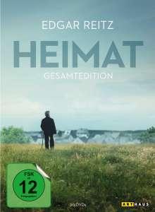 "Heimat (Gesamtedition incl. ""Die andere Heimat), 20 DVDs"