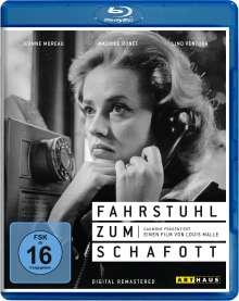Fahrstuhl zum Schafott (Blu-ray), Blu-ray Disc