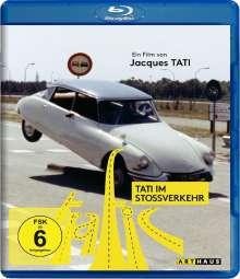 Trafic - Tati im Stossverkehr (Blu-ray), Blu-ray Disc