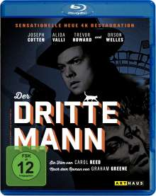 Der dritte Mann (Special Edition) (Blu-ray), Blu-ray Disc