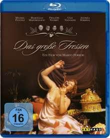 Das große Fressen (Blu-ray), Blu-ray Disc