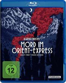 Mord im Orient Express (1974) (Blu-ray), Blu-ray Disc