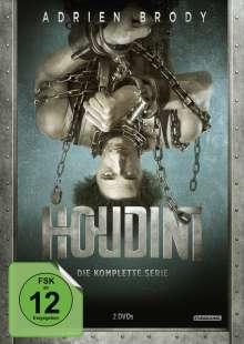 Houdini (Komplette Serie), 2 DVDs