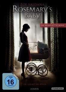 Rosemary's Baby (Komplette Serie), 2 DVDs