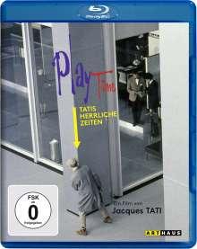 Tatis herrliche Zeiten (Blu-ray), Blu-ray Disc