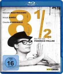 8 1/2 (Blu-ray), Blu-ray Disc