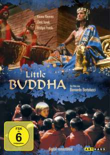 Little Buddha, DVD