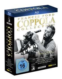 Francis Ford Coppola Collection (Blu-ray), 7 Blu-ray Discs