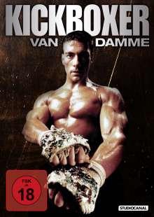 Kickboxer, DVD