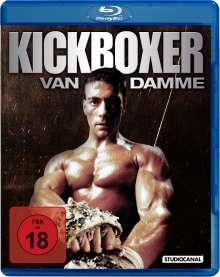 Kickboxer (Blu-ray), Blu-ray Disc