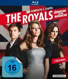 The Royals Staffel 1 (Blu-ray), 3 Blu-ray Discs