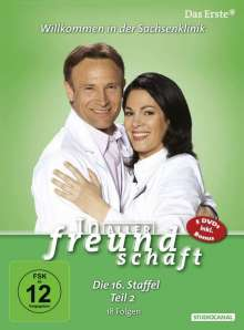 In aller Freundschaft Staffel 16 Box 2, 5 DVDs