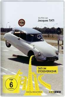 Trafic - Tati im Stossverkehr, DVD