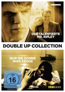 Der talentierte Mr. Ripley / Nur die Sonne war Zeuge, 2 DVDs