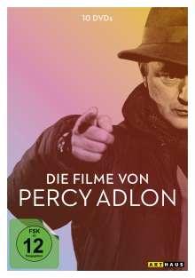 Die Filme von Percy Adlon, 10 DVDs