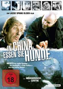 In China essen sie Hunde, DVD