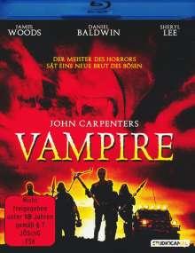 John Carpenter's Vampire (Blu-ray), Blu-ray Disc