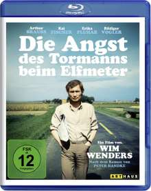 Die Angst des Tormanns beim Elfmeter (Blu-ray), Blu-ray Disc