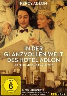 In der glanzvollen Welt des Hotel Adlon, DVD