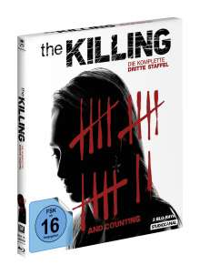 The Killing Season 3 (Blu-ray), 3 Blu-ray Discs