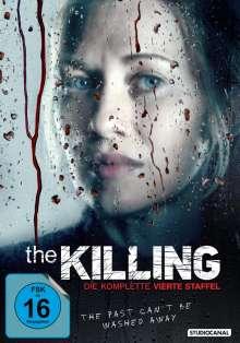 The Killing Season 4 (finale Staffel), 2 DVDs