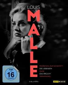 Louis Malle Edition (Blu-ray), 5 Blu-ray Discs