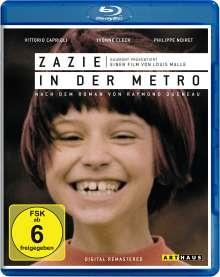 Zazie in der Metro (Blu-ray), Blu-ray Disc