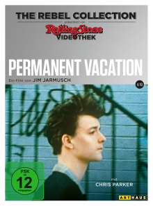 Permanent Vacation (The Rebel Collection), DVD