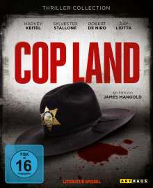 Copland (Thriller Collection) (Blu-ray), Blu-ray Disc