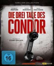 Die drei Tage des Condor (Thriller Collection) (Blu-ray), Blu-ray Disc