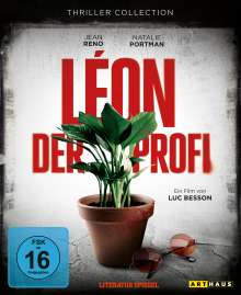 Léon, der Profi (Thriller Collection) (Blu-ray), Blu-ray Disc