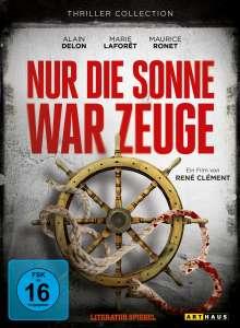 Nur die Sonne war Zeuge (Thriller Collection), DVD