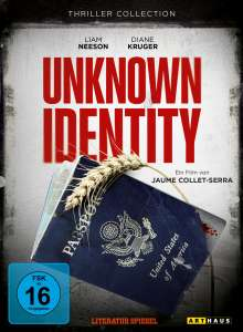 Unknown Identity (Thriller Collection), DVD