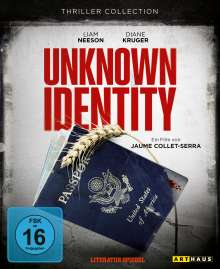 Unknown Identity (Thriller Collection) (Blu-ray), Blu-ray Disc