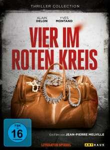 Vier im roten Kreis (Thriller Collection), DVD