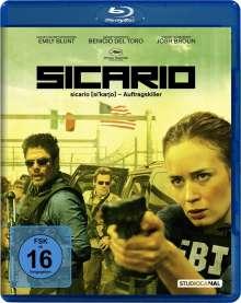 Sicario (Blu-ray), Blu-ray Disc