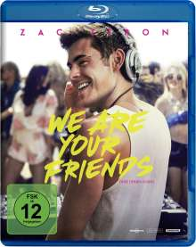 We Are Your Friends (Blu-ray), Blu-ray Disc