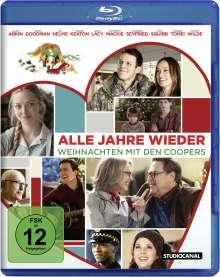 Alle Jahre wieder - Weihnachten mit den Coopers (Blu-ray), Blu-ray Disc