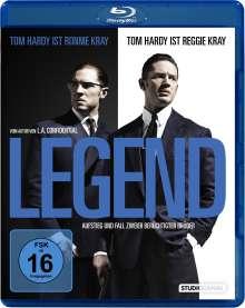 Legend (Blu-ray), Blu-ray Disc