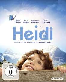 Heidi (2015) (Blu-ray im Mediabook), Blu-ray Disc
