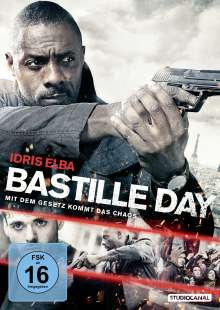 Bastille Day, DVD