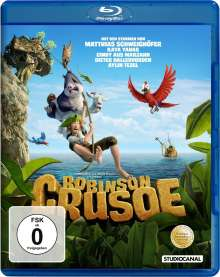 Robinson Crusoe (2015) (Blu-ray), Blu-ray Disc