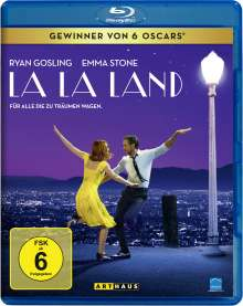 La La Land (Blu-ray), Blu-ray Disc