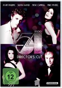 Studio 54 (Director's Cut), DVD